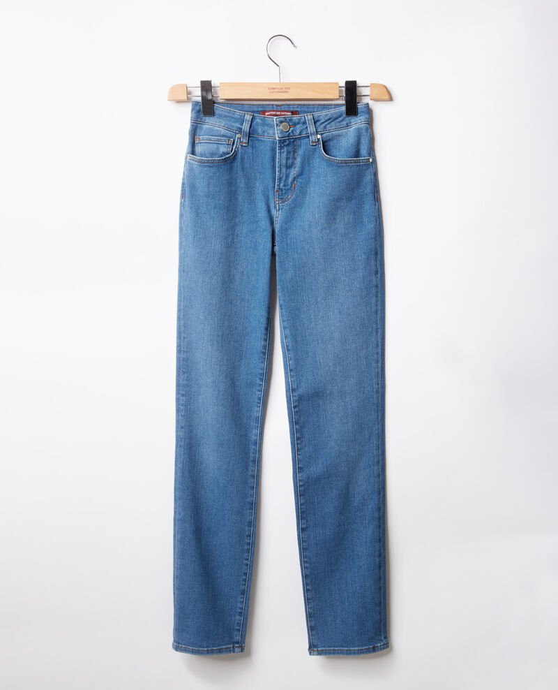 Slim-fit-Jeans Vintage wash Fabliau