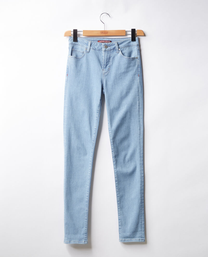 Slim-Jeans California blue shade Fanage