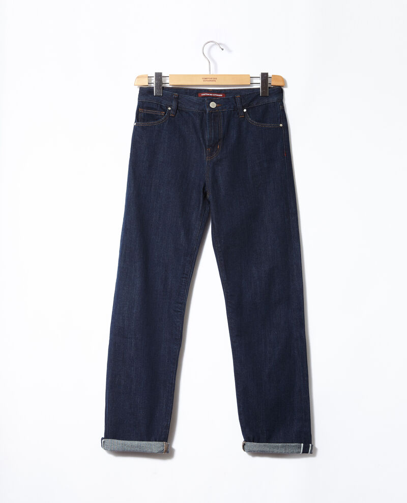 Real Straight-Jeans Rinse Gobert