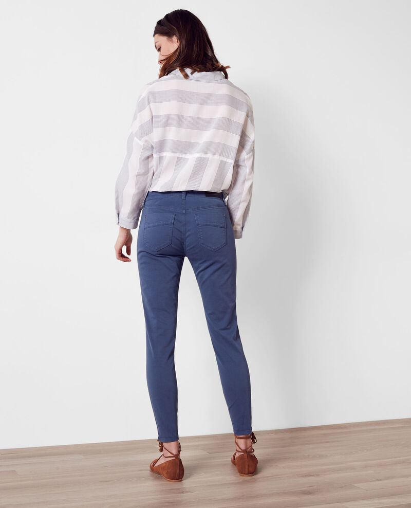 Cropped Jeans Ink blue 9bagio