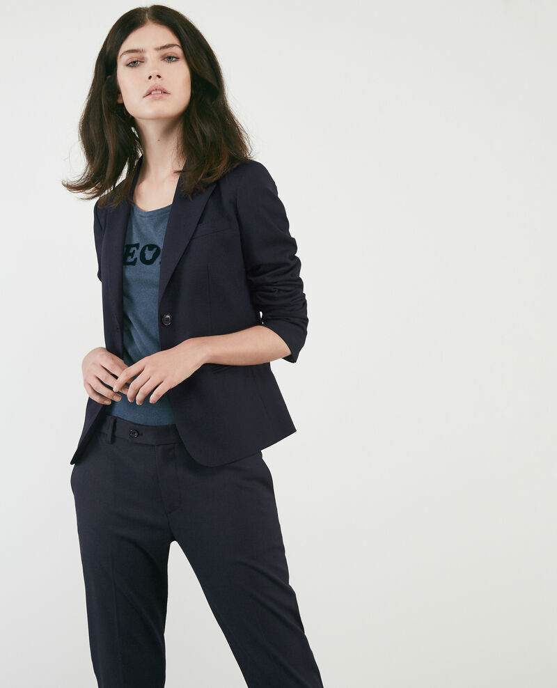 Office-Jacke Navy Dala