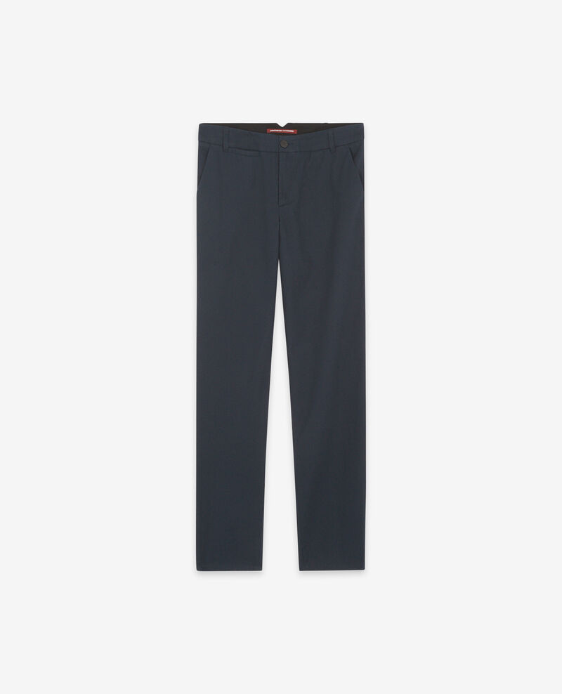 Chino-Hose Navy Different