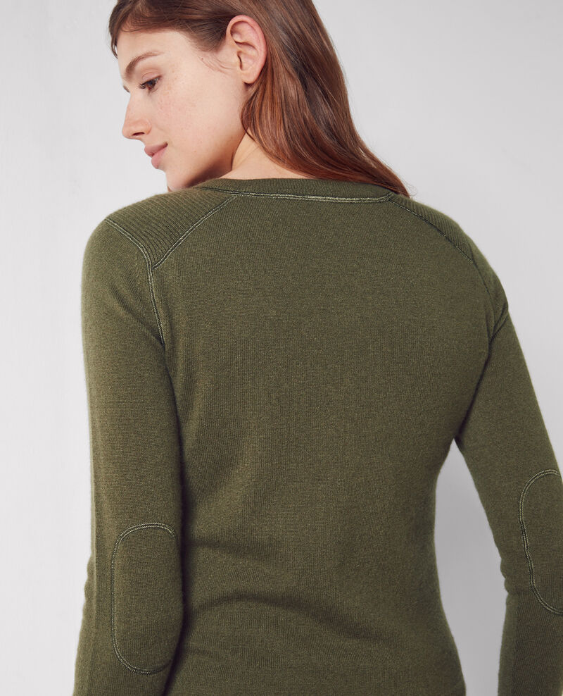 Kaschmirpullover Army Chica
