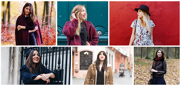 Looks hiver 2016 des blogueuses mode