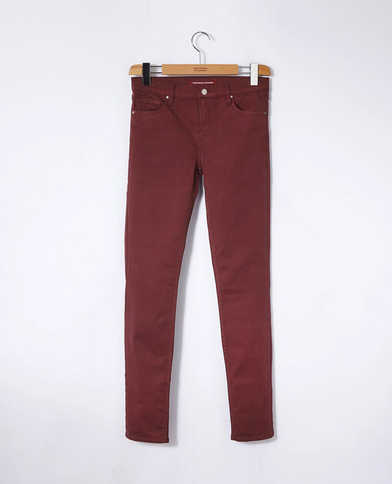 Slim-Jeans Decadente chocolate Goneto