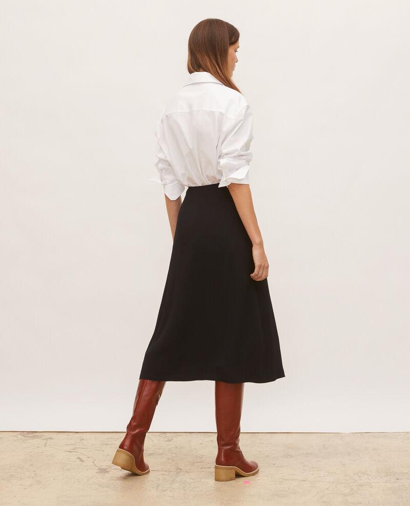 Oversized Herrenhemd aus Baumwolle  Optical white Lauryl