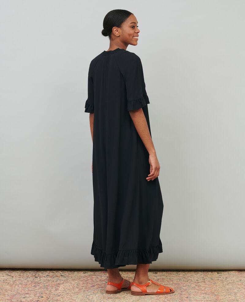 Langes Kleid Black beauty Niville