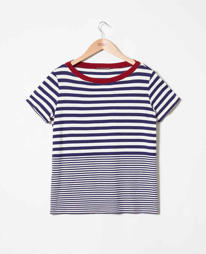 Matrosen-T-Shirt Butter/evening Joxy