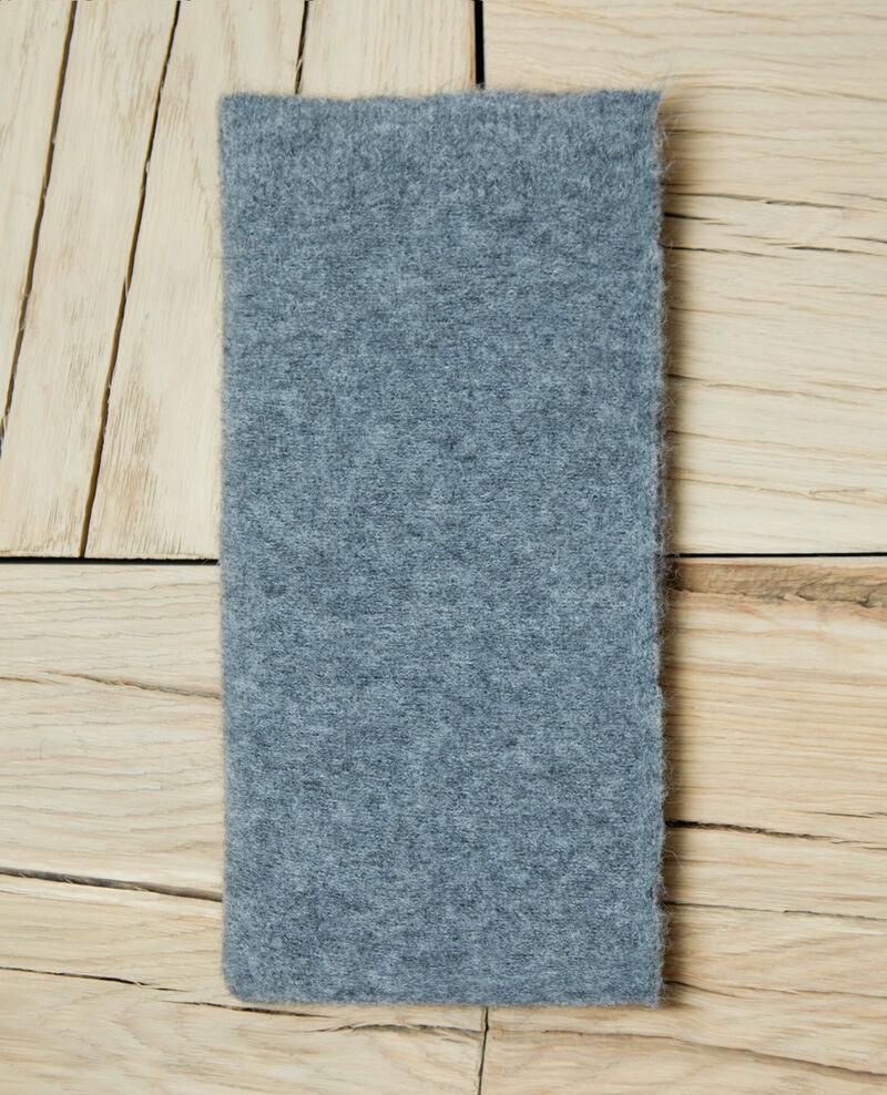 Weicher Schal Heather grey Guli