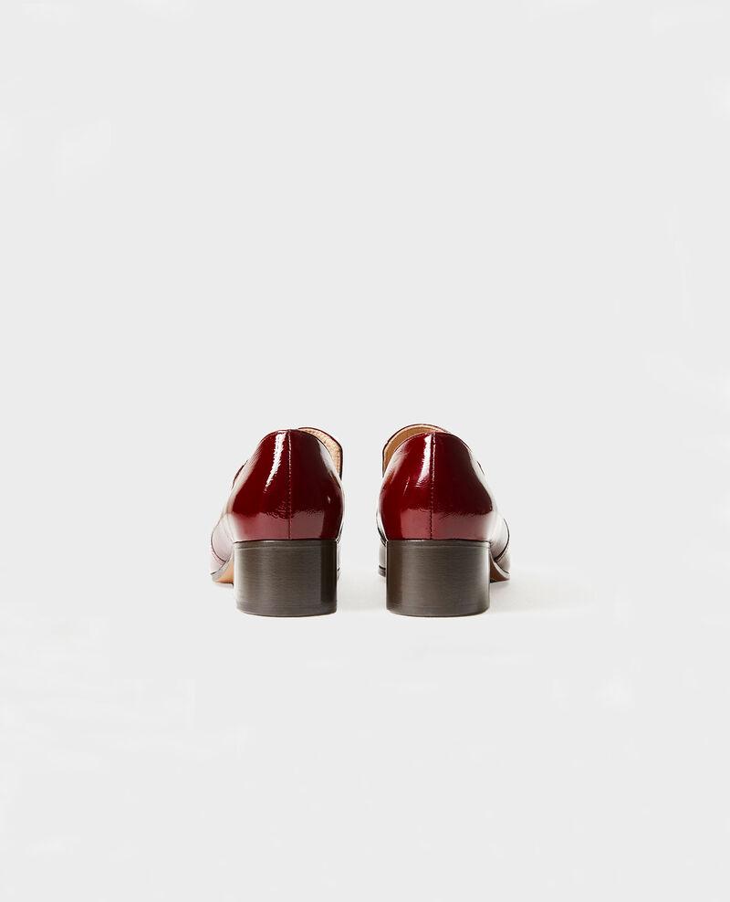 Mokassins aus Leder Royale red Meaux
