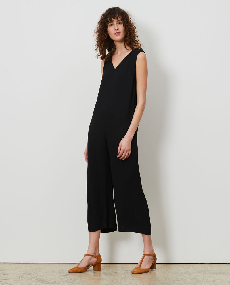 Jumpsuit Black beauty Lintrex
