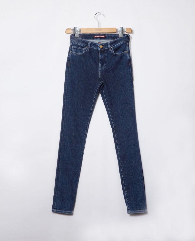 Slim-Jeans Blau Goulven