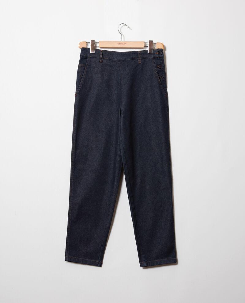 Jean Fashion fit Rinse Jiskoli