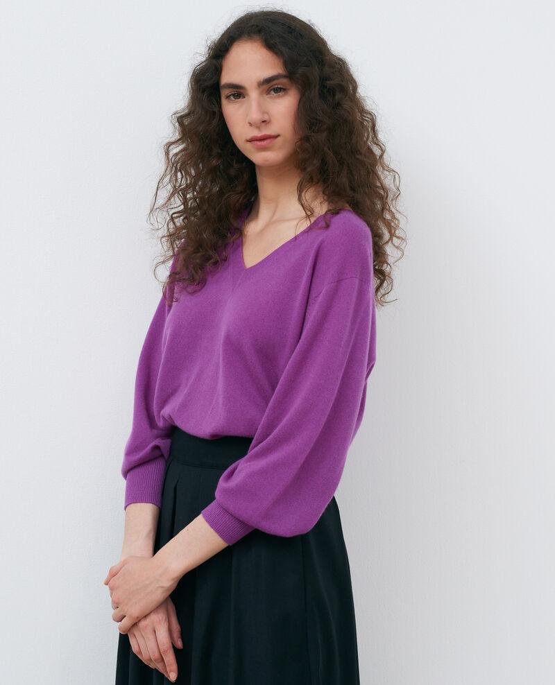 3-D-Kaschmir-Pullover Brghtviolet Paulmy