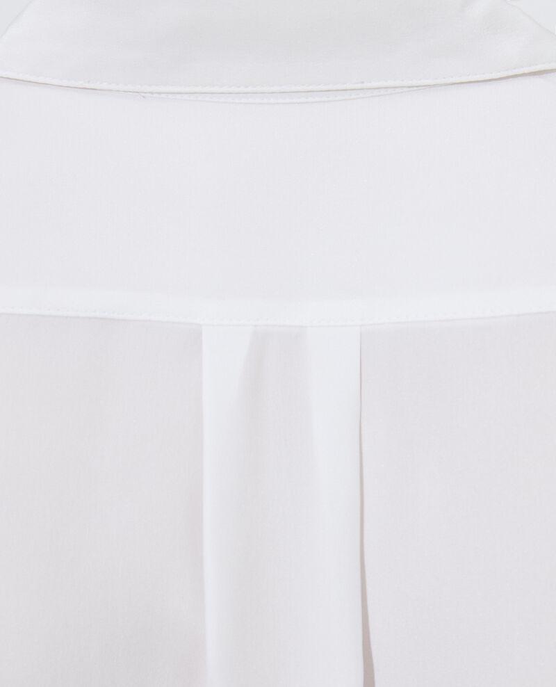 SIBYLLE - Seidenbluse Optical white Loriges