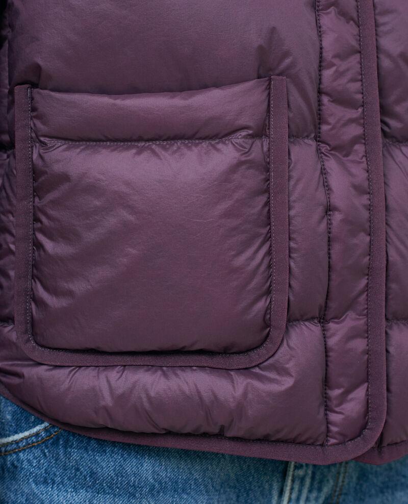 PLUME - Ultraleichte Daunenjacke Potent purple Puff