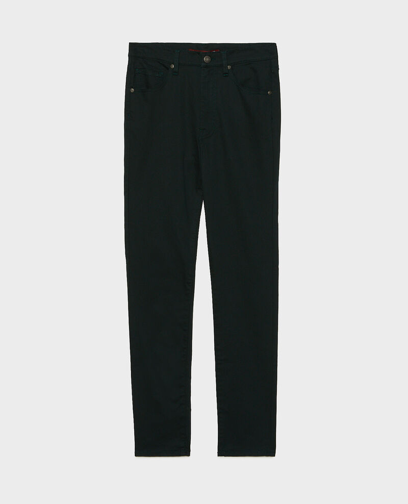 SKINNY - Jeans 5 Tascchen Scarab Mozakiny