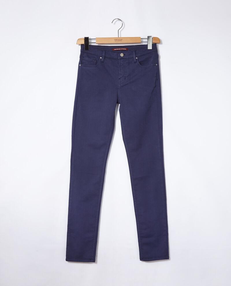 Slim-Jeans Medieval blue Goneto