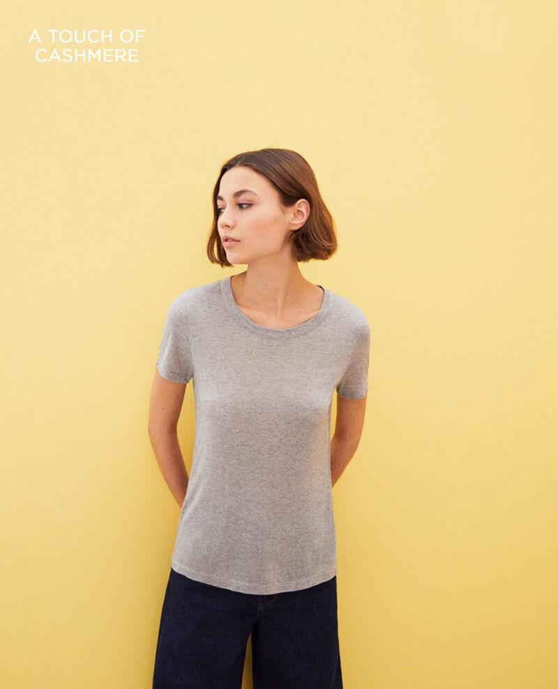 Zeitloses T-Shirt Heather grey Impax