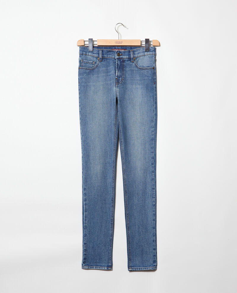 Slim-Jeans Medium wash Ilirance
