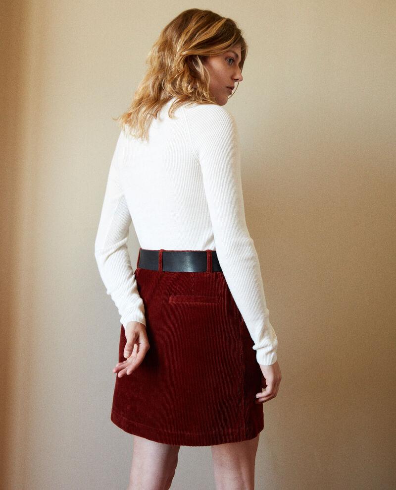 Ausgestelltes Kleid Brandy brown Jenevrier