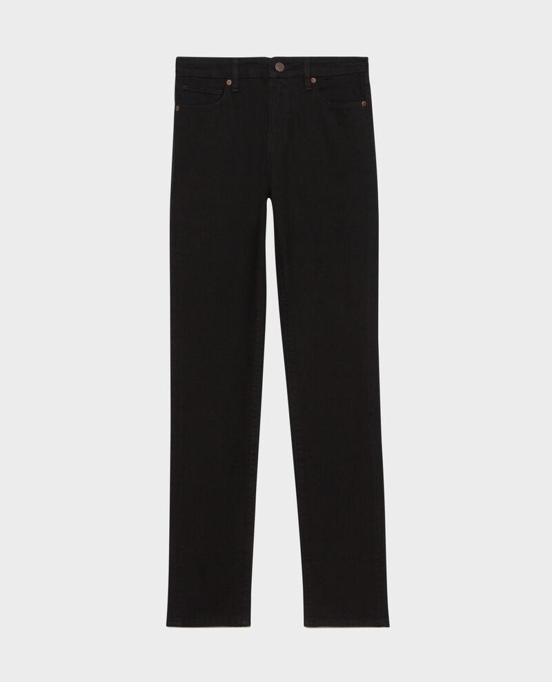 LILI - SLIM - 5-Pocket-Jeans schwarz Noir denim Pandrac