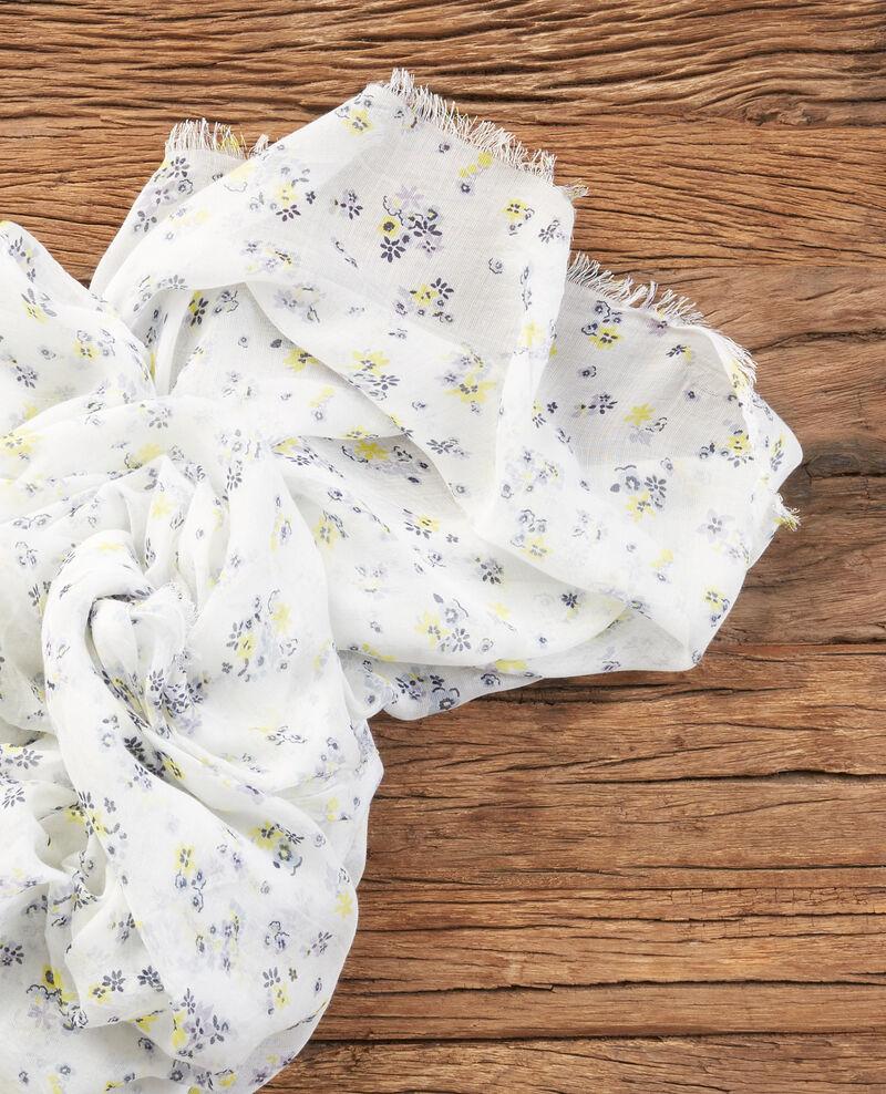 Gemustertes Tuch mit Crinkle-Effekt Lillybell kaolin Fillyb