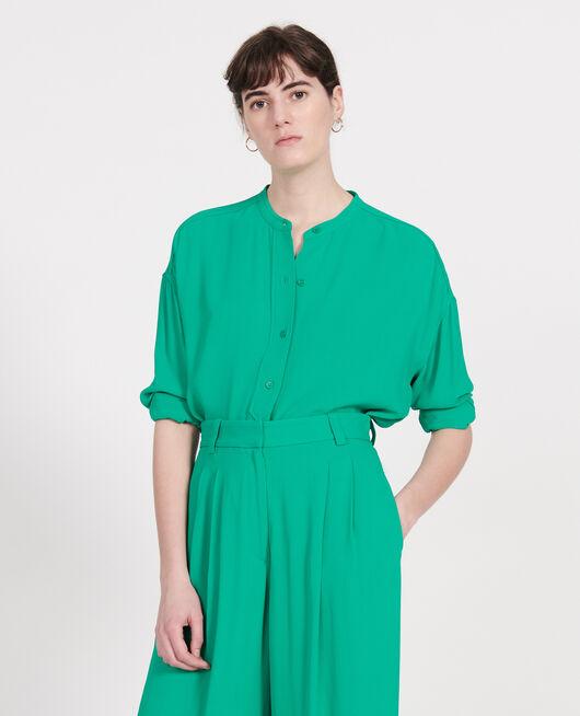 Gerade geschnittene Bluse GOLF GREEN