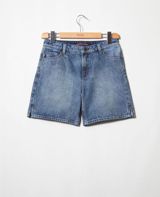 Shorts aus Jeans VINTAGE WASH