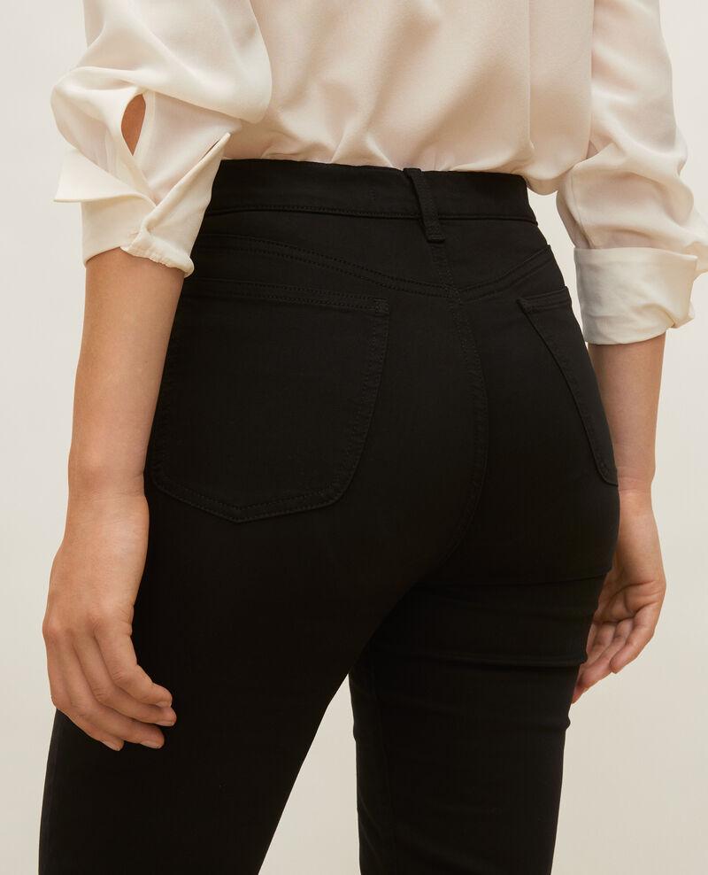 SLIM STRAIGHT - Gerade Jeans Black beauty Lozanne
