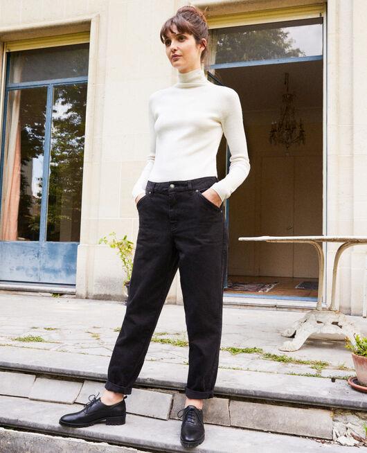 Jeans mit trendiger Passform NOIR