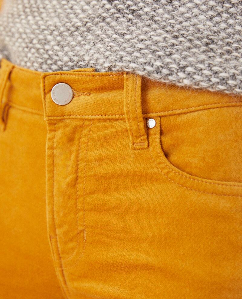 Slim-Jeans Golden brown Guillemin