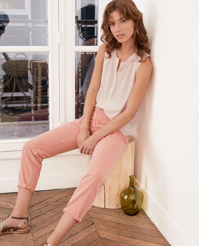 Vintage-Jeans Faded rose Farrago
