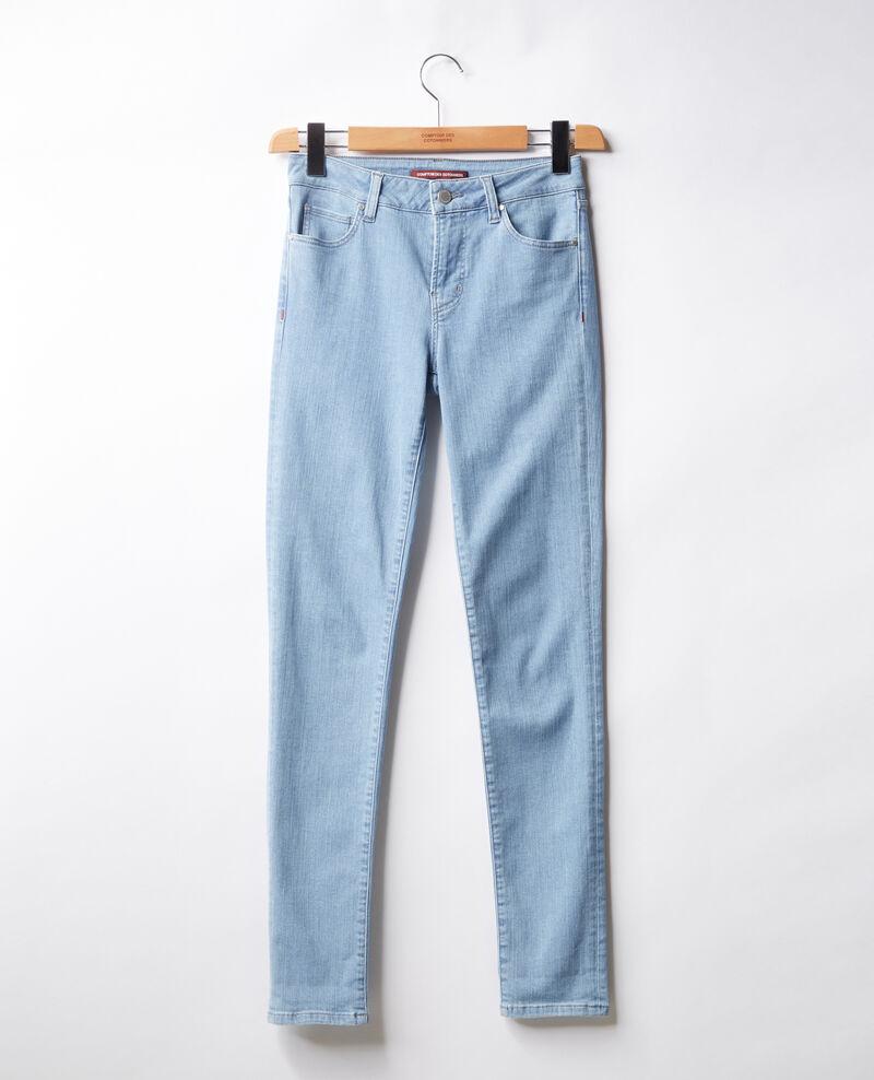 Slim-Jeans California blue shade Fanage