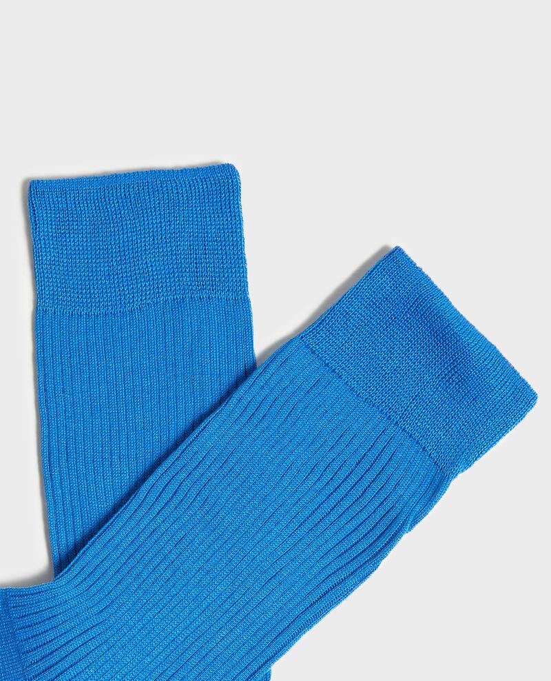 Socken Princess blue Loig