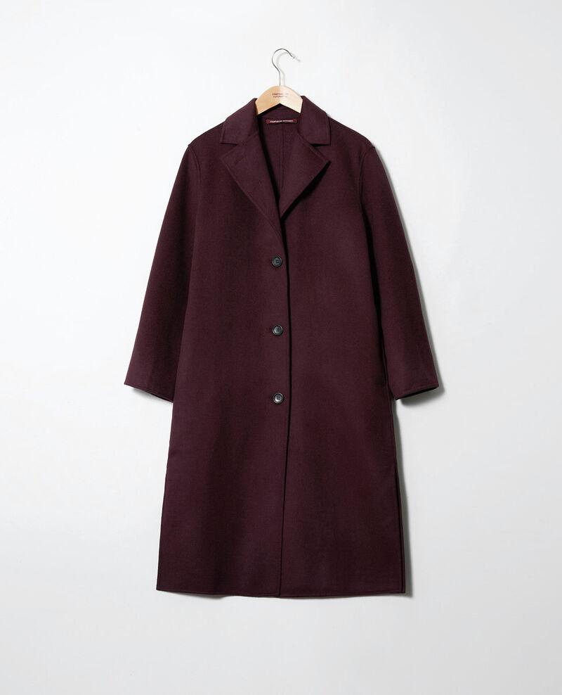 Zeitloser doppelseitiger Mantel  Fudge Jacare
