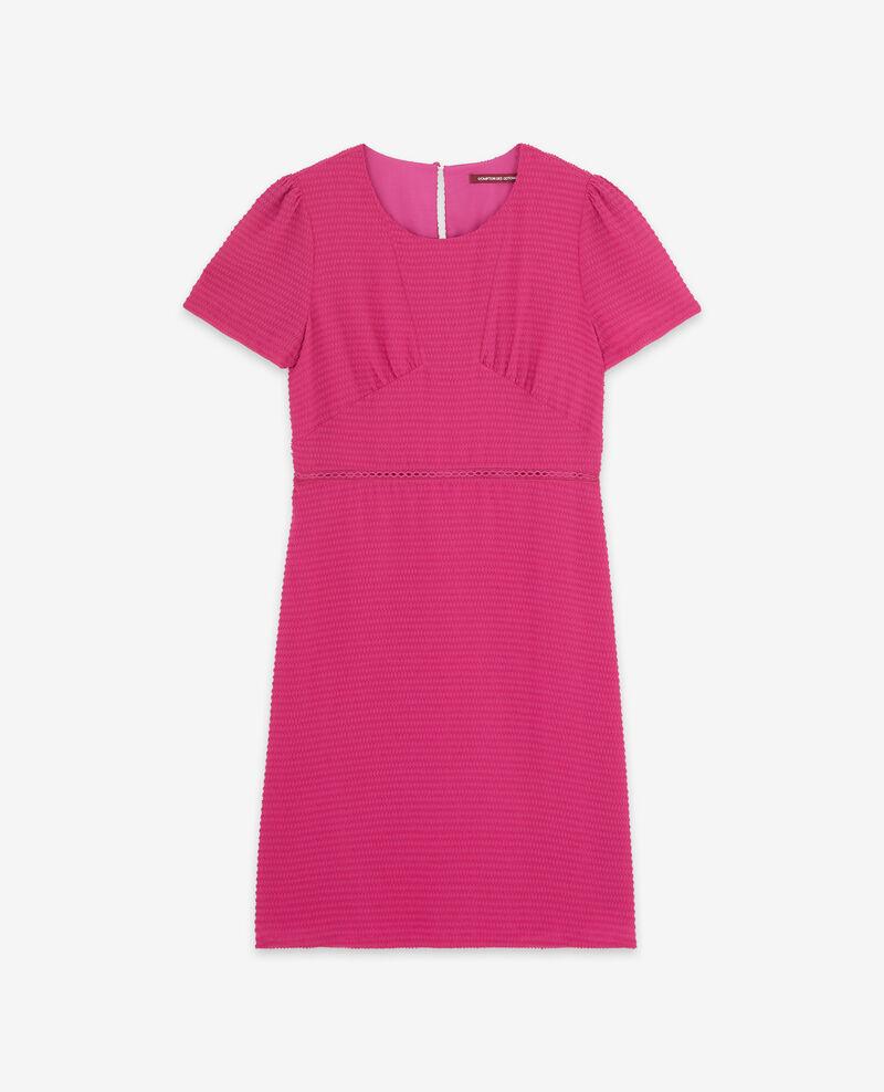 Kleid aus Plumetis-Voile Peony Diva
