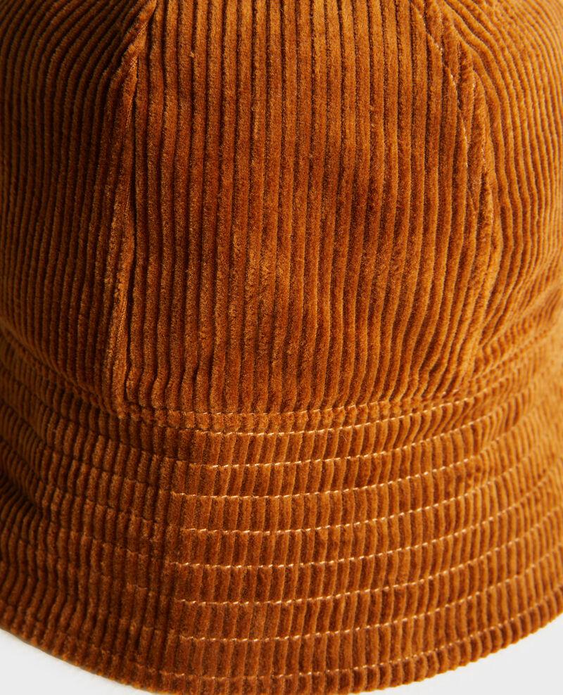 Kord-Bucket-Hat Monks robe Pelo