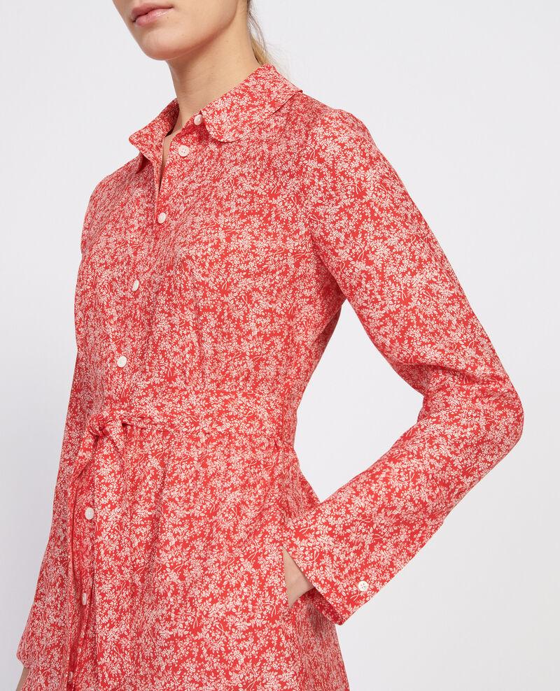 Kleid Feuillage fiery red Lollipop
