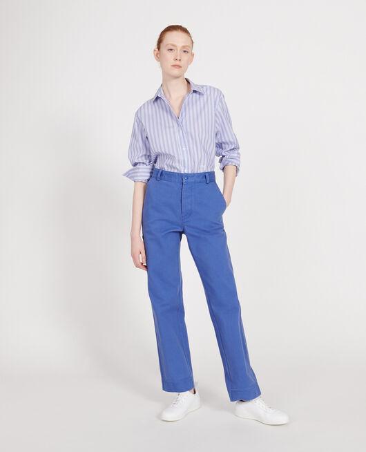 Hose mit Taschen AMPARO BLUE