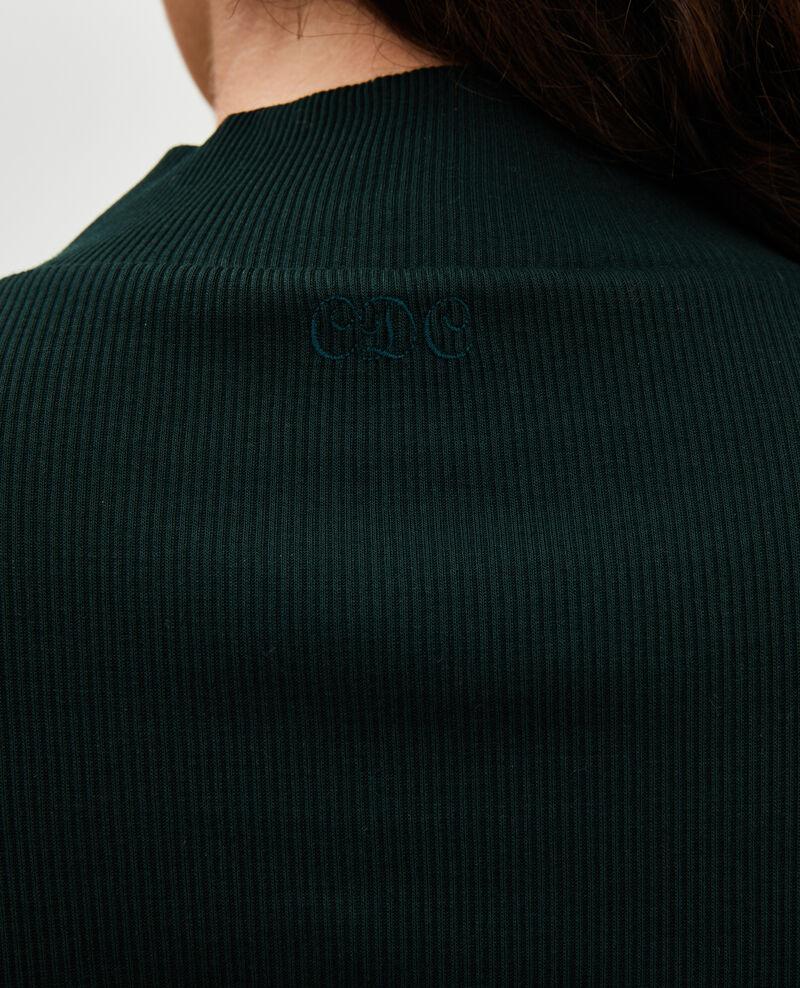 Langarmpullover aus Baumwollstretch Scarab Marval