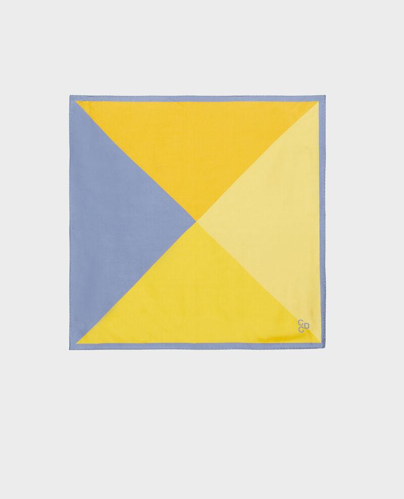 Quadratisches Seidentuch Infinity Nassana