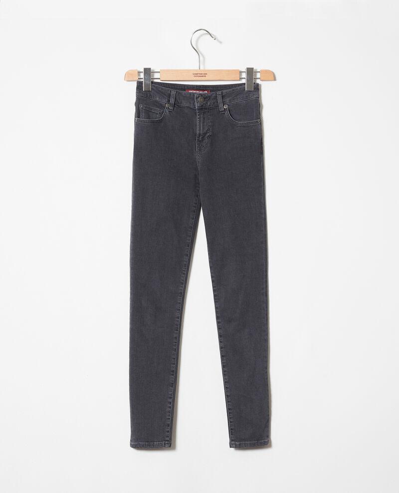 Jeans mit Skinny-Fit Grey Jagris