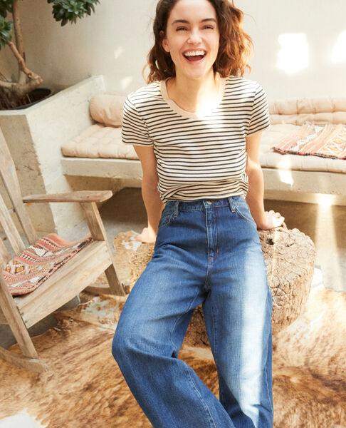 Comptoir des Cotonniers - wide full lenght-jeans - 4