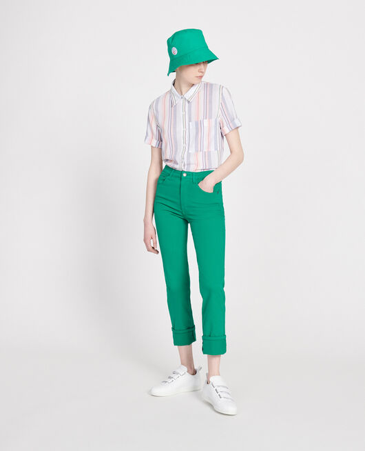 Gerade geschnittene Hose GOLF GREEN