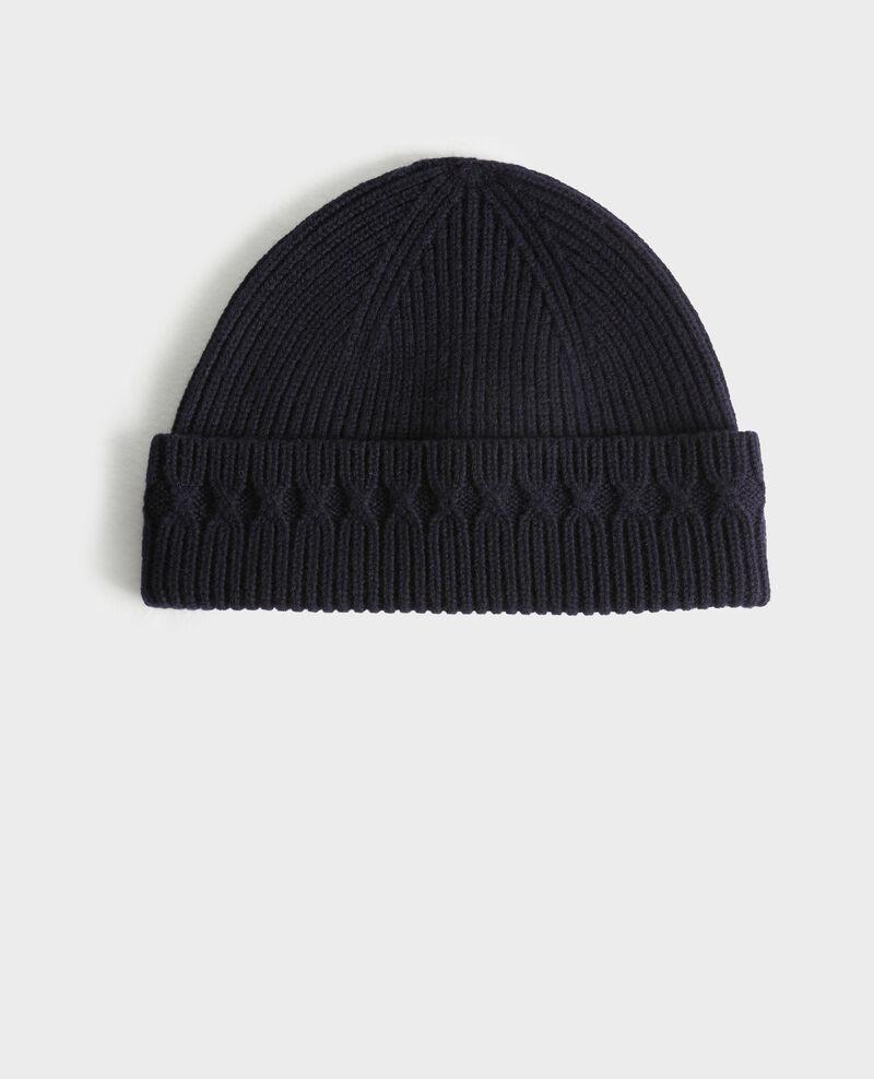 Mütze aus Wolle Night sky Philera