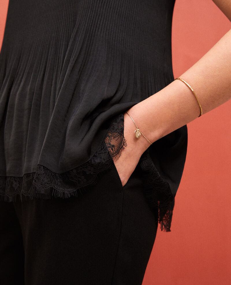 Schmales Armband Golden Gelice