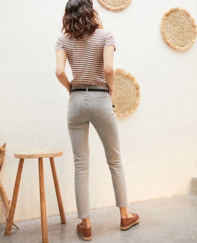 Skinny-Jeans Grey Ibonair