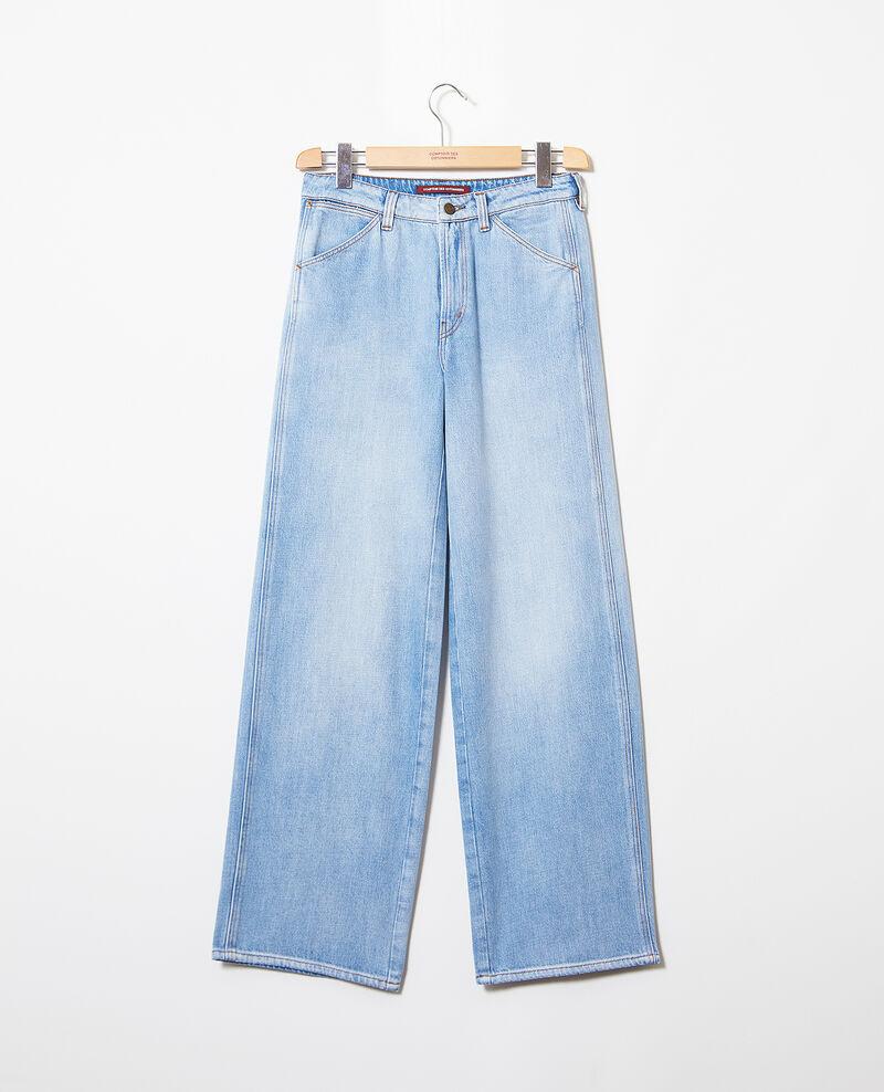 Skater-Jeans Vintage wash Iskalo