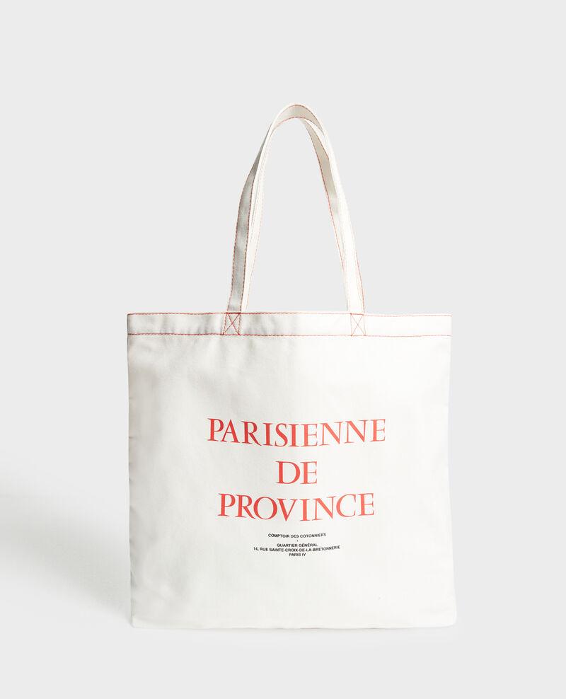 Tasche aus gemustertem Segeltuch Valiant poppy Marisienne
